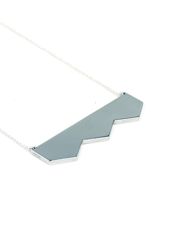 Ketting stainless steel No.2