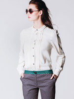 CREAM BLOUSE ADELE