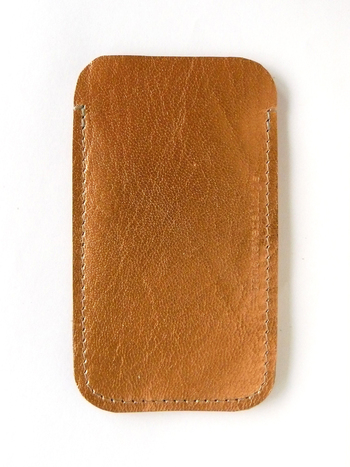 iPhone 6 hoesje copper