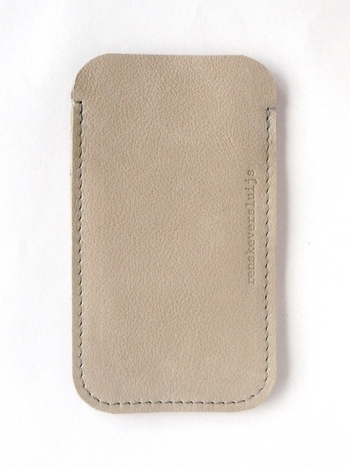 iPhone 6 hoesje sand